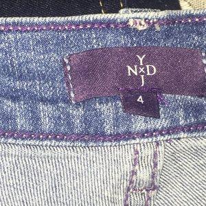 NYDJ Denium Shorts